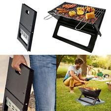 Barbeque Laptop Grill Klapp-Grill Camping-Grill BBQ Picknick-Grill Falt-Grill K2