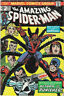 "Dated 1974. ""AMAZING SPIDER-MAN"". Marvel Comic.  Vol.1 #135. VG."