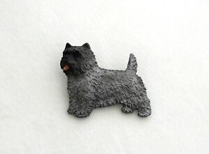 Dog Show Breed Brooch - Cairn Terrier
