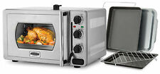 Wolfgang Puck Pressure Oven Essential 22 Liter Stainless Steel -Scratch or Dent