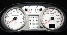 Lockwood Renault Clio Mk2/3 (Incl. 182) 160MPH/8000RPM SILVER (ST) Dial Kit 45E