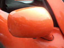 TVR TUSCAN 1 RED ROSE - RIGHT WING MIRROR ORANGE DRIVERS OS DOOR LOCK RELESE