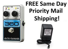 New Electro-Harmonix EHX Nano Looper 360 Guitar Pedal! In Stock!