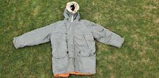 Vintage N-3B Flying Jacket Snorkel Parka Spiewak Green Golden Fleece USA Mens 42