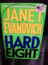 Janet Evanovich Hard Eight 2002 hardcover DJ 1st edition