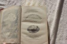 Jules Verne Les Enfants du capitaine Grant Bibliothèque Heizel vers 1870