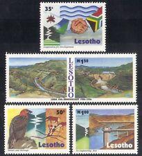 Lesotho 1997 Highlands Water/Lammergeier/Birds/Nature/Rock Art 4v set (n16432)