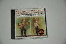 CD/LESTER FLATT & EARL SCRUGGS/SONGS OF THE FAMOUS CARTER FAMILY/Columbia CK8464