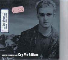 Justin Timberlake-Cry me a river cd single