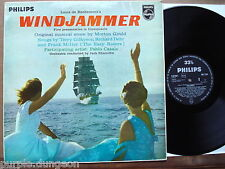 Morton Gould – Windjammer  OST   Vinyl LP     Philips – BBL 7250