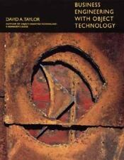 Business Engineering with Object Technology by David A. Taylor (1995, Paperback)