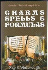 MAGICK, HOODOO! HOW TO MAKE CHARMS & FORMULAS FOR SPELLS & OTHER USES! NEW BOOK!