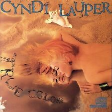 True Colors by Cyndi Lauper (CD, Oct-1986, Sony Music Distribution (USA))