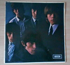 ROLLING STONES 2nd  ALBUM.  1965 VINYL LP RECORD . DECCA LK4661. 1960s. R&B