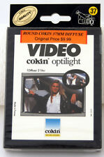 COKIN CAMERA/VIDEO 37MM DIFFUSER 2 ROUND FILTER - NEW IN BOX