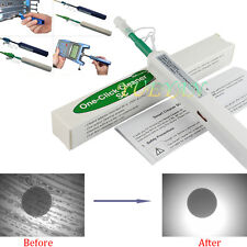 One-Click Fiber Optic Cleaning Pen Optical Cleaner 2.5mm for SC ST FC E2000