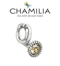 CHAMILIA 925 Silver Swarovski 12 days of Christmas PIPERS music charm bead