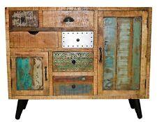 Vintage Retro Scandinavian Sideboard Industrial Cabinet Buffet