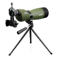 SV 25-75x70mm Straight Spotting Scope Waterproof for Target Shooting+Tripod CO