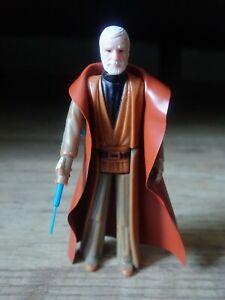 Vintage Star Wars Action Figure Ben Kenobi Complete 1977 Toy