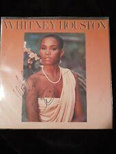 Whitney Houston Signed/Autographed LP/Record/Album - Rare ! (RIP) R&B Legend !