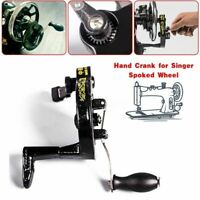 Hand Crank Parts for Singer Spoked Wheel Treadle Sewing