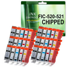 30 Ink for Canon Pixma iP3600 iP4600 MP540 MP560 MP630 MP980 MX860 MX870 MP620B