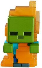 Minecraft mini figures - Zombie in Flames