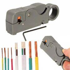 Cuchillas Dobles Automático Alicates Para Pelar Cortador De Cables Pelacables