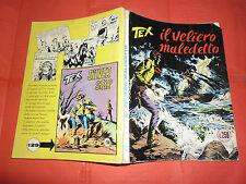 TEX GIGANTE da lire 250 in copertina N°128 c-ORIGINALE 1 edizione AUDACE BONELLI