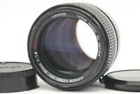 【Near MINT】 Canon FD 85mm f1.8 S.S.C. SSC Portrait MF Lens SLR Camera From JAPAN