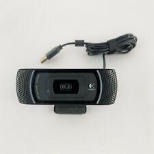 Logitech HD Pro WebcamC910 - 1080p USB V-U0017 PC Video Camera - READ CAREFULLY