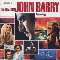 Barry, John - Themeology - The Best Of John Nouveau CD
