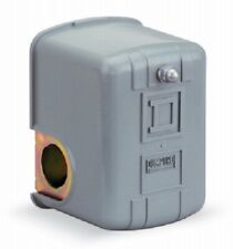Square D 125 Psi Pumptrol Air Compressor Pressure Switch Fhg12j52xcp