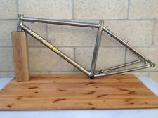 """WOLF TITANIUM FRAME 16"""" IN GREAT CONDITION"""