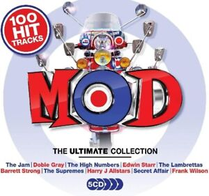 MOD The Ultimate Collection - 100 Hit Tracks [5 CD Set] Various Artists New