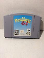 In-Fisherman Bass Hunter 64 (Nintendo 64, 1999)