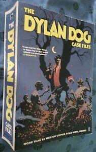 Dylan Dog Case Files - HUGE Graphic Novel Dark Horse