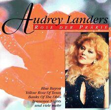 (CD) Audrey Landers - Rose Der Prärie - Tennessee Nights (Mama Chiquita), u.a.
