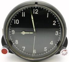 122-ChS Russian Soviet USSR Military Air Force Aircraft Cockpit Clock MIG AChS-1