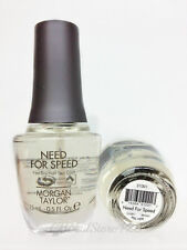 Morgan Taylor  Nail Lacquer - Need For Speed Top Coat - 51001