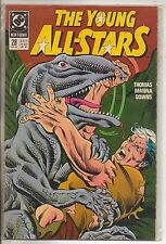 DC Comics Young All Stars #28 August 1989 NM-