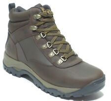Timberland Women's Keele Ridge WP Leather Mid Hiking BOOTS WMNS 9 A163l