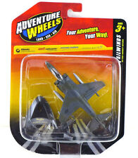 Adventure Wheels Tailwinds AV-8B Harrier II Jump Jet Die-Cast Maisto