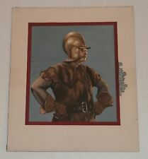 Self-Portrait of the Artist in English Armor Painting-1970s-William Gorman
