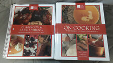 ON COOKING CULINARY FUNDAMENTALS TEXTBOOK LINCOLN INSTITUTE 3RD EDITION PEARSON