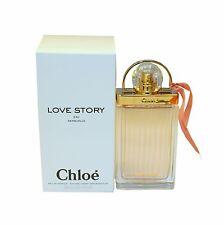 CHLOE LOVE STORY EAU SENSUELLE EAU DE PARFUM SPRAY 75 ML/2.5 FL.OZ. NEW(T)