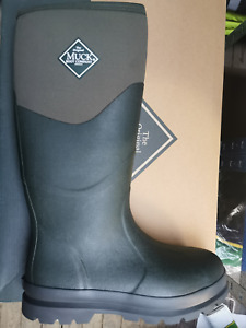 New Original Muck Boot Company Chore Tall Unisex Moss Boots UK SIZES