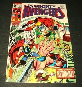 The Mighty Avengers 66 - 1st Adamantium, 1st Ultron-6 Camée - Marvel Comic