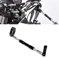 Universal Adjustable Motorcycle Handlebar Cross Bar For Honda Kawasaki Yamaha BK